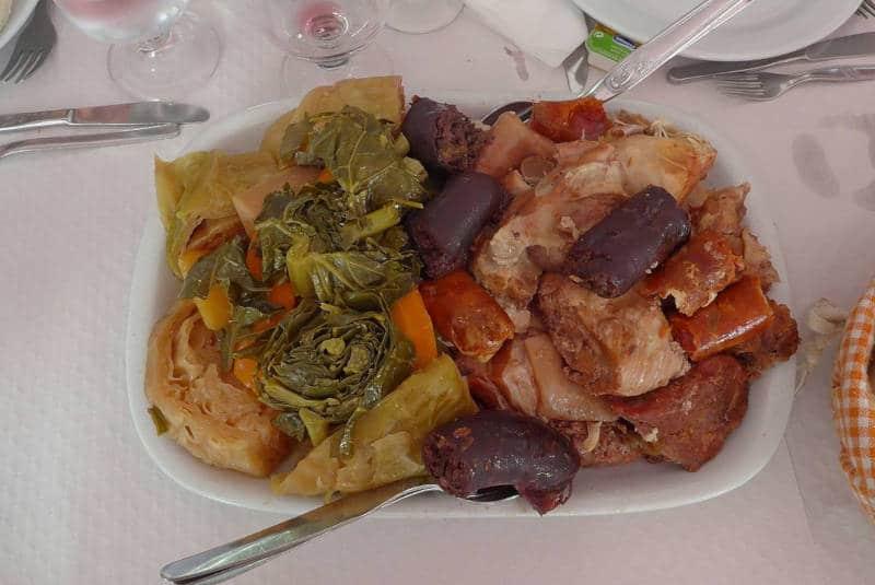 Comidas típicas de Portugal: Cozido à Portuguesa