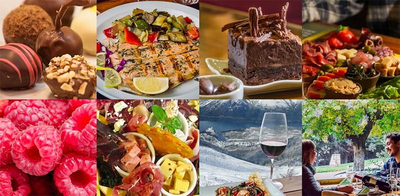 Sugestões de restaurantes de Bariloche