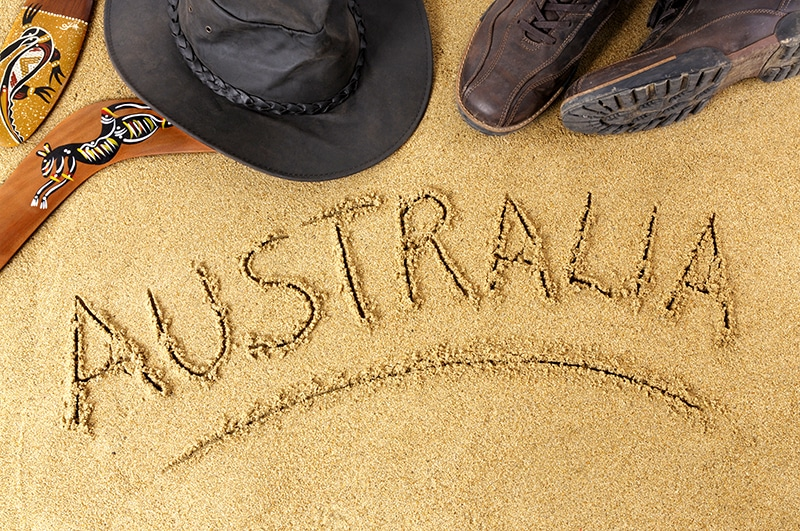 Roteiro pela Austrália
