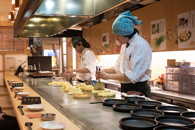 Restaurantes especializados em Tokyo