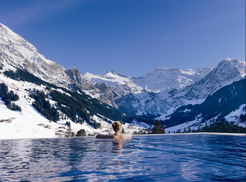 Dicas de hotéis na Suíça