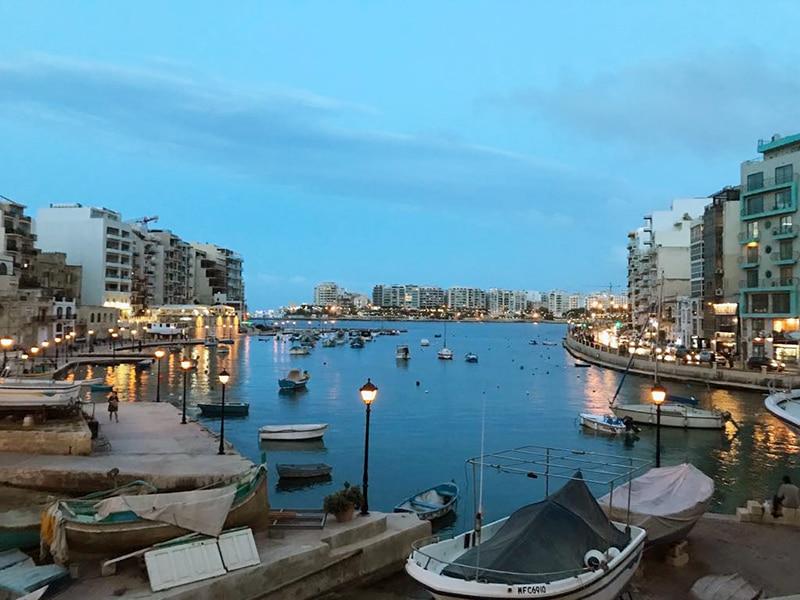 Aprimorar o inglês em Malta