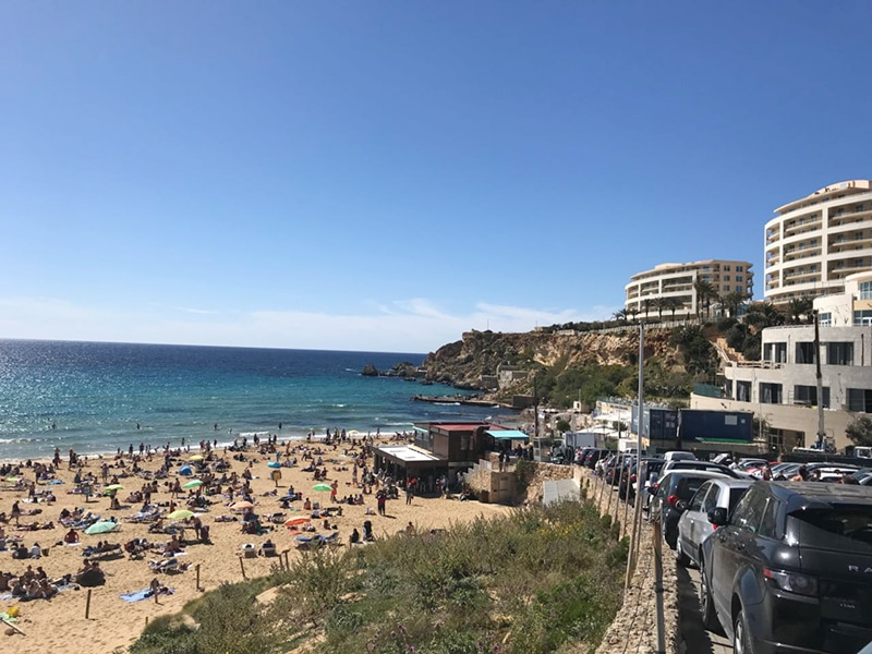 Depoimento de quem mora em Malta