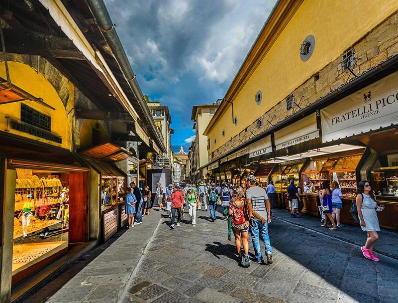 Usar cartão de crédito na Itália