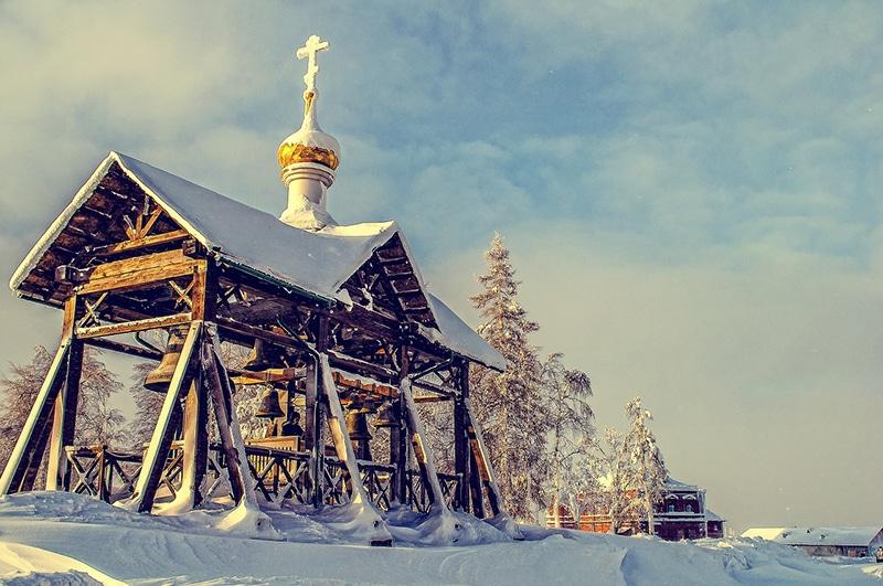 Rússia é frio ou calor