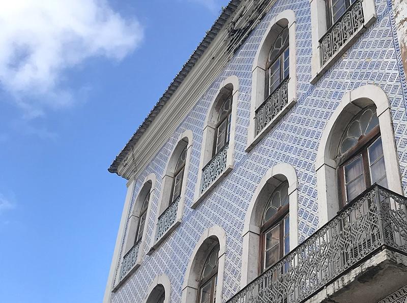 City Tour no centro histórico de São Luis
