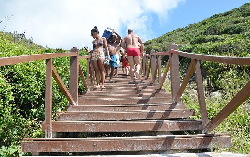 Onde tirar fotos no Arraial do Cabo