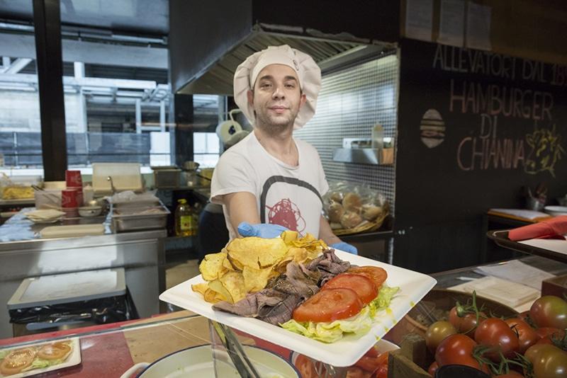 Onde comer carne de porco toscana em Roma