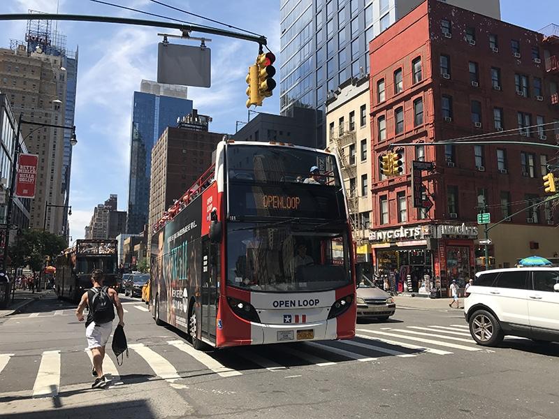 Tours em Nova York para brasileiros legais