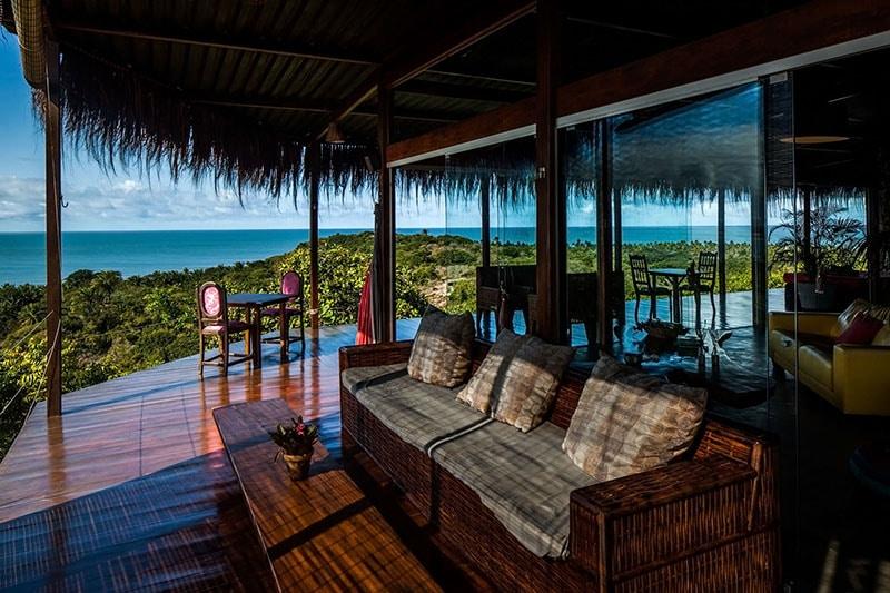 Hotéis incríveis no Brasil
