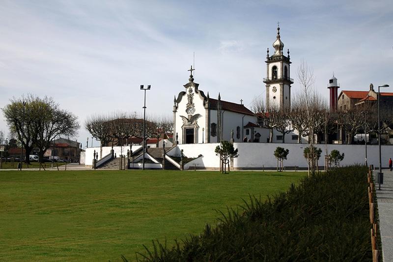 Ponto turístico de Viana do Castelo