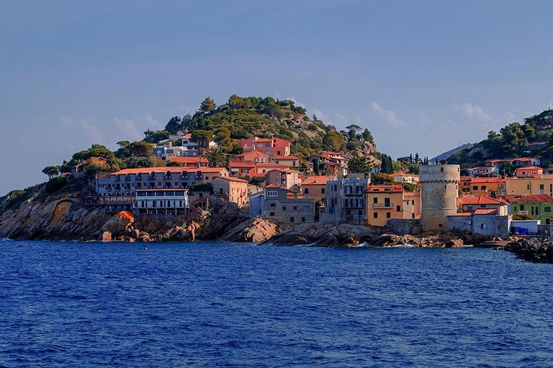 Cidades para passar verão na Itália