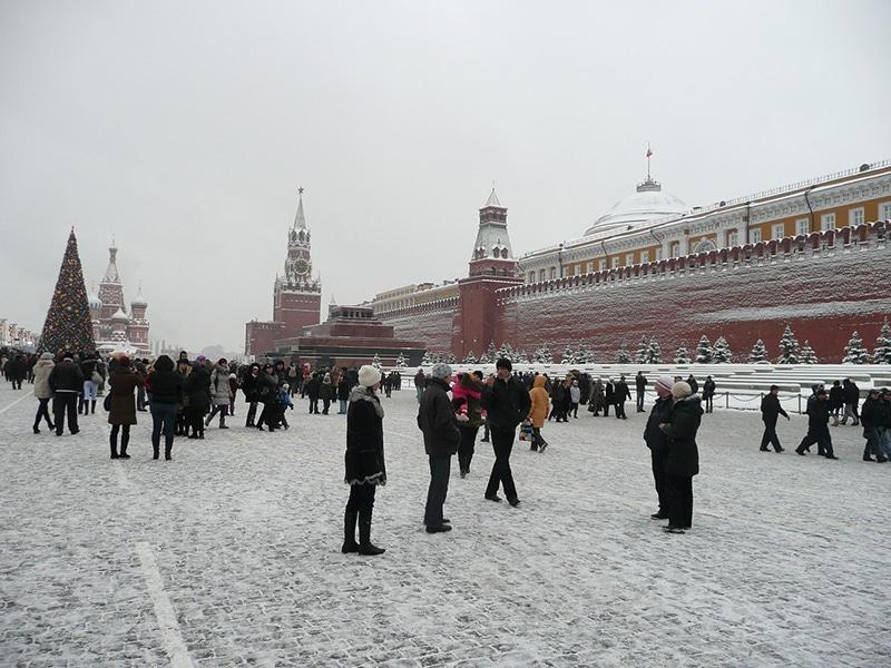 Quando ir para Rússia