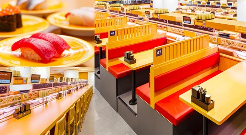 Restaurantes bem localizados em Tokyo
