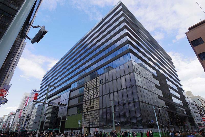 Melhor bairro de Tokyo