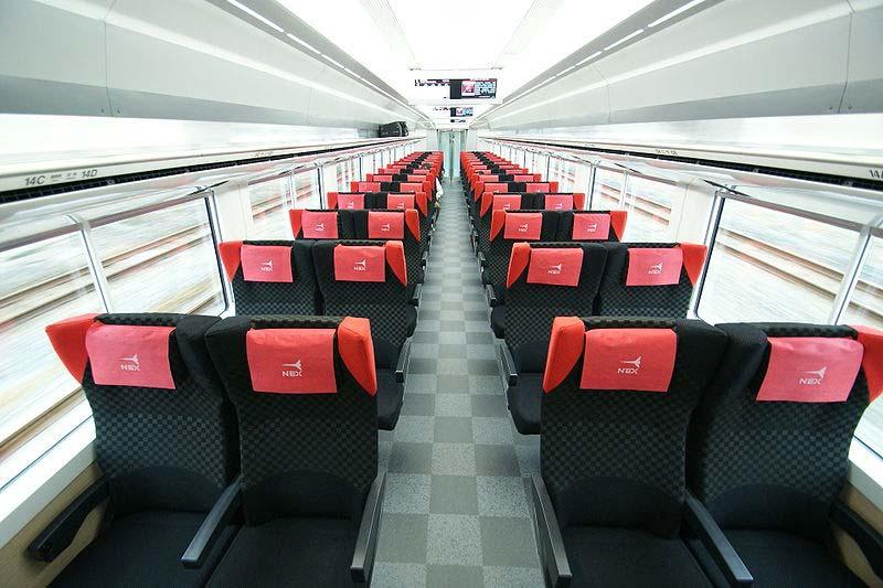 Melhor opção de transporte para ir até o centro de Narita