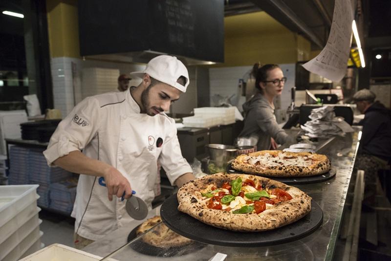 Melhor massa de pizza de Romaf