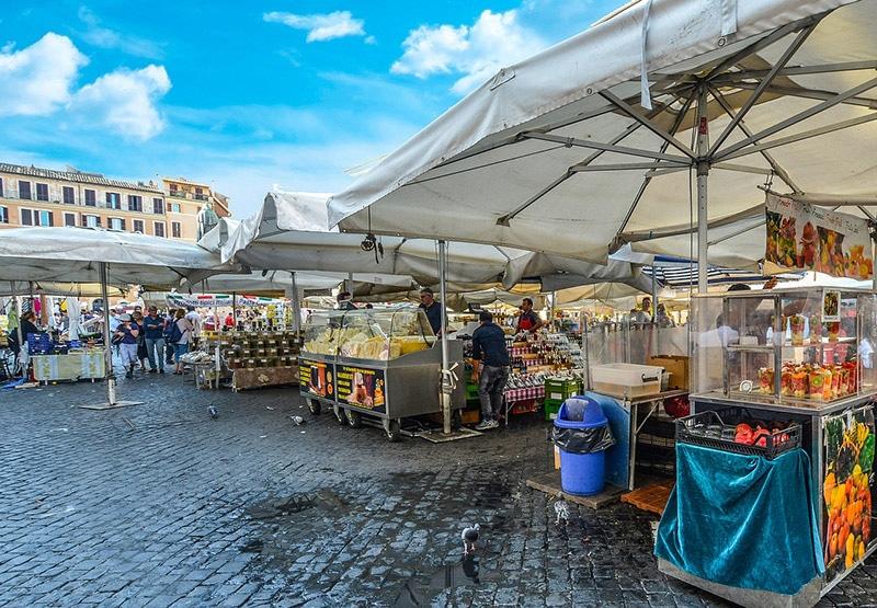Melhores mercados italianos