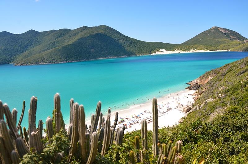 Ir em setembro para Arraial do Cabo