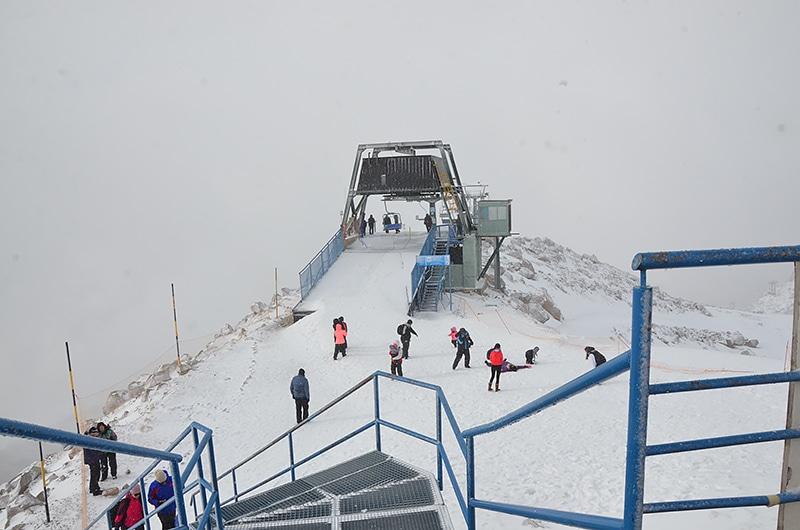Onde esquiar na Argentina