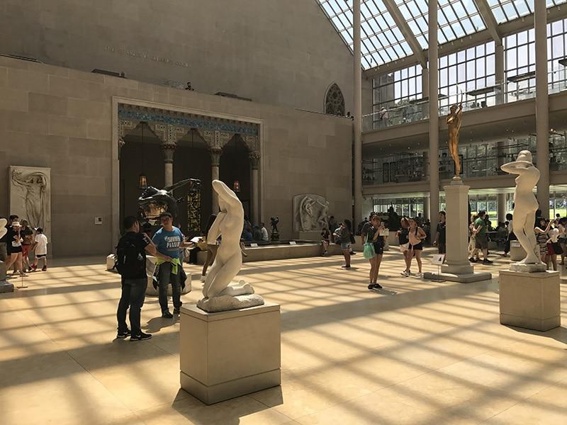 Melhor museu de Nova York