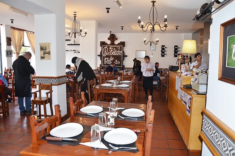 Restaurantes recomendados em Bariloche