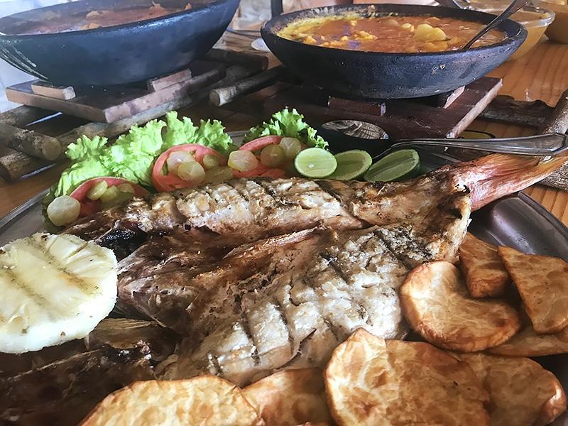 Dica de restaurante em Barra Grande