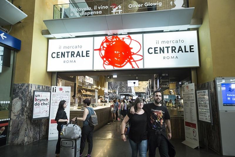 Mercado Central de Roma