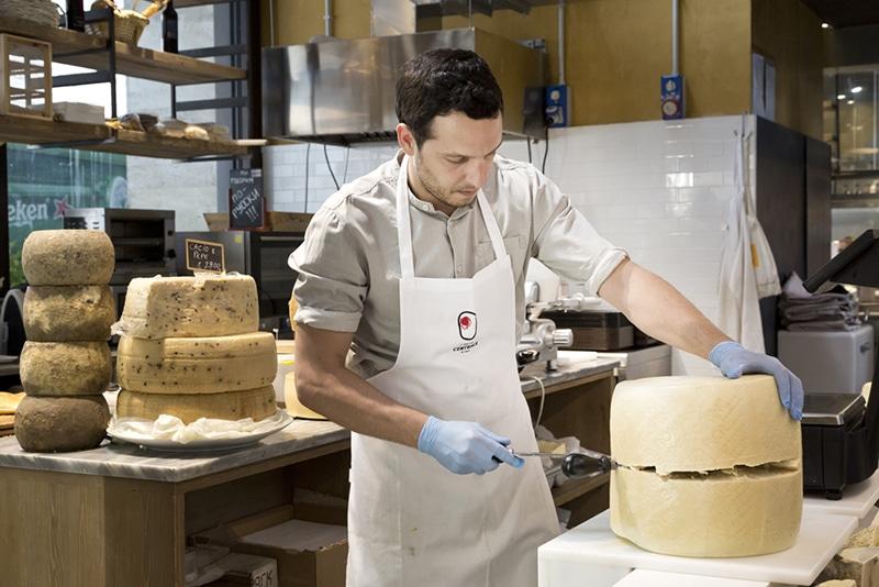 Melhor formaggio em Roma