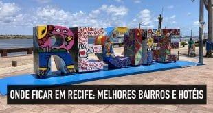 Dicas de hotéis em Recife
