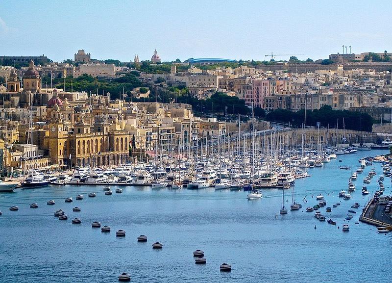 Passagens aéreas para Malta