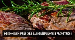 Dicas de bares e restaurantes em Bariloche