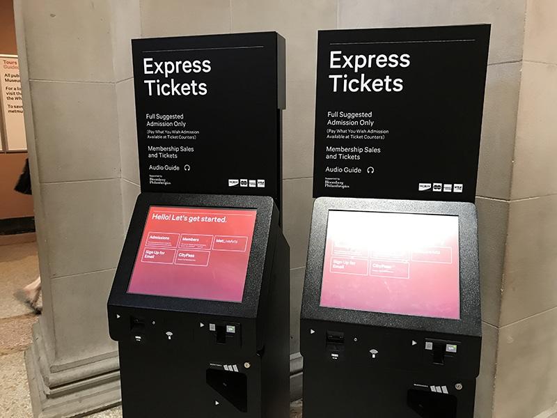 Onde comprar ticket para MET em Nova York