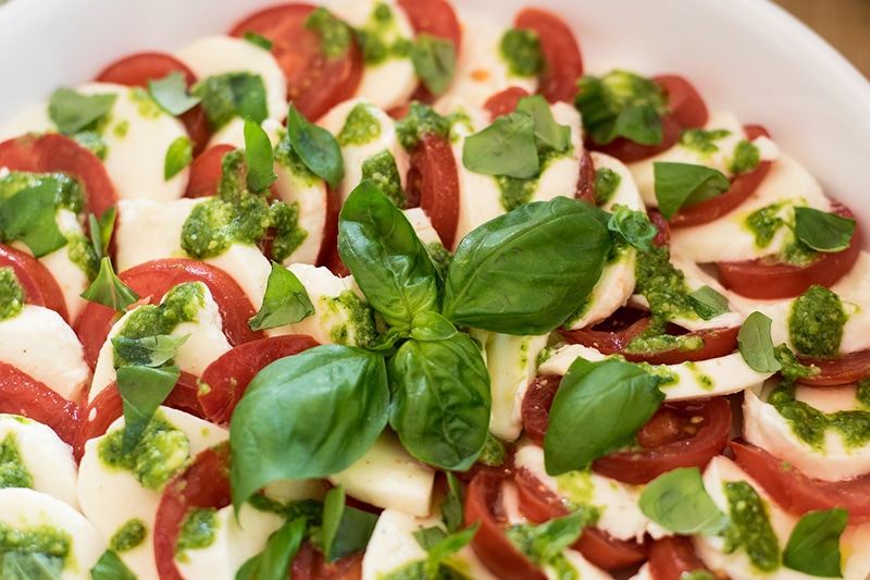 Gastronomia na Itália