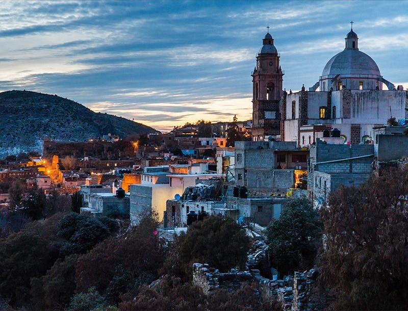 Cidades históricas dos Pueblos Mágicos do México