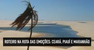 Roteiro Ceará, Piauí e Maranhão