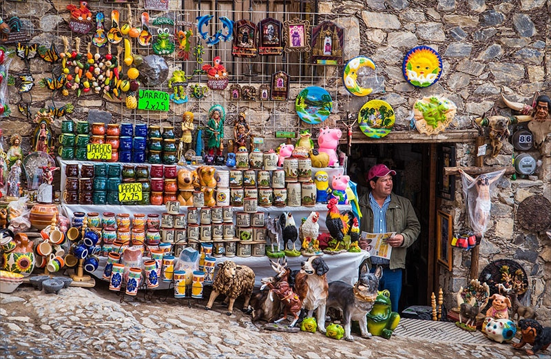 Tradições dos Pueblos Mágicos do México