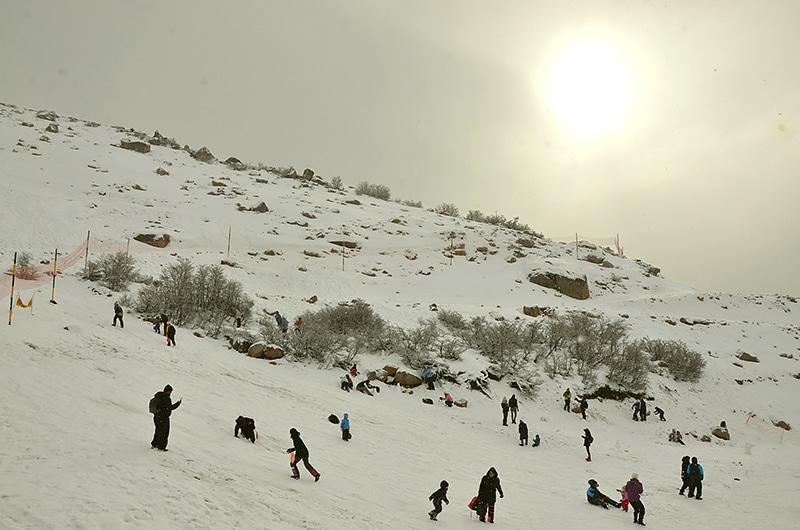 Hotel para esquiar em Bariloche