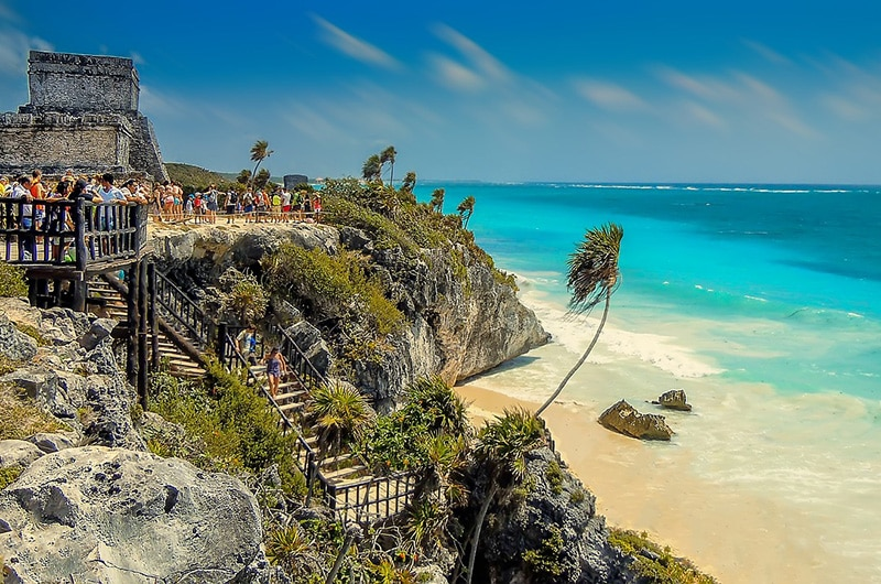 tulum cidades perto de cancun