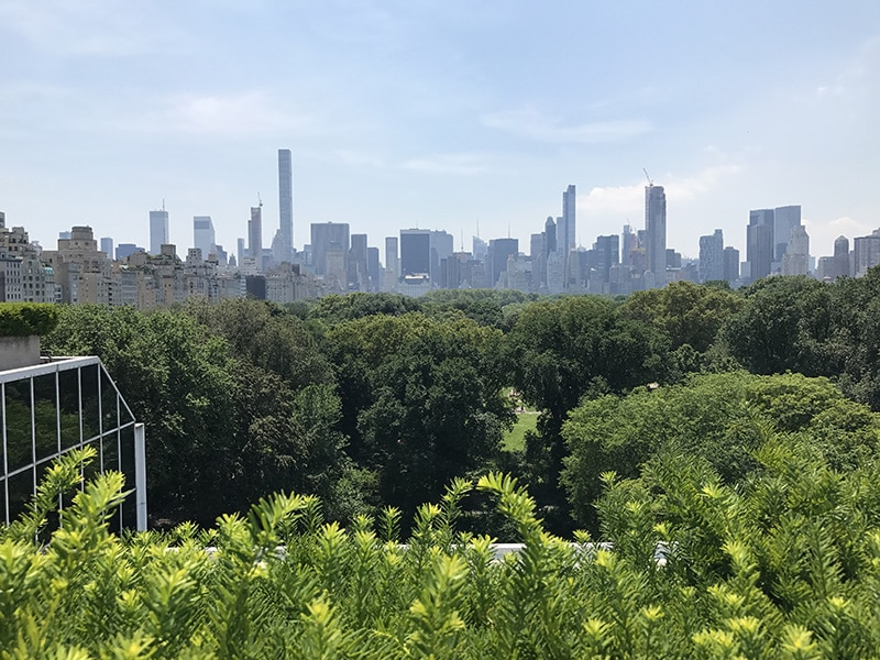 Vistas mais bonitas de Nova York