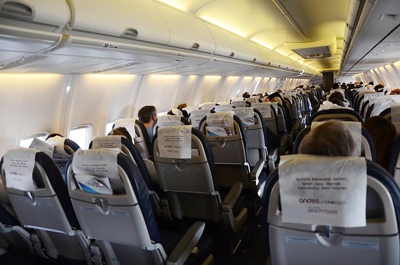 Voar pela Andes Líneas Aéreas