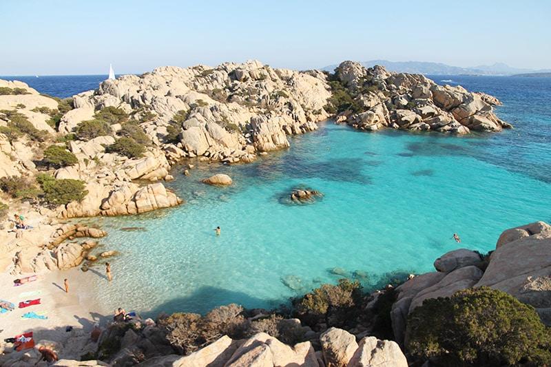 Praias paradisíacas na Itália
