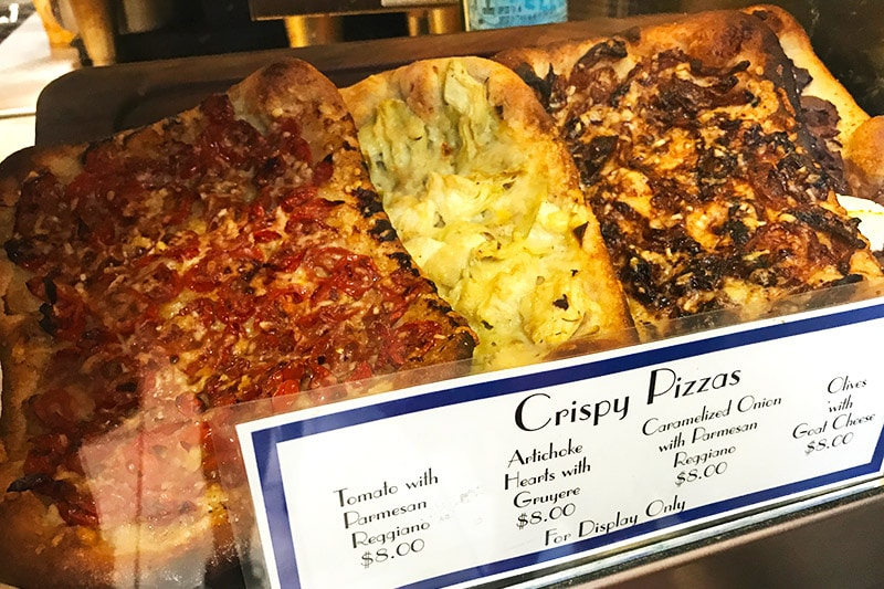 Onde comer pizza em Nova York