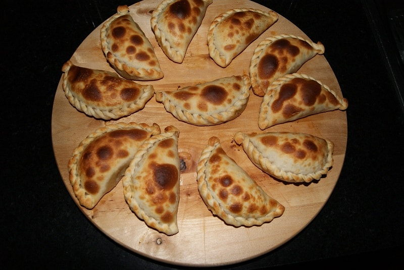Melhores empanadas de Buenos Aires