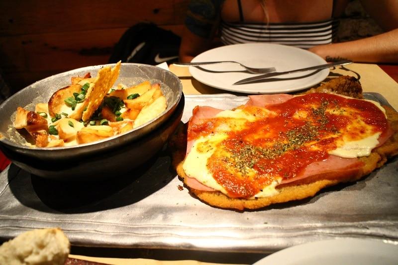 pizza em Buenos Aires