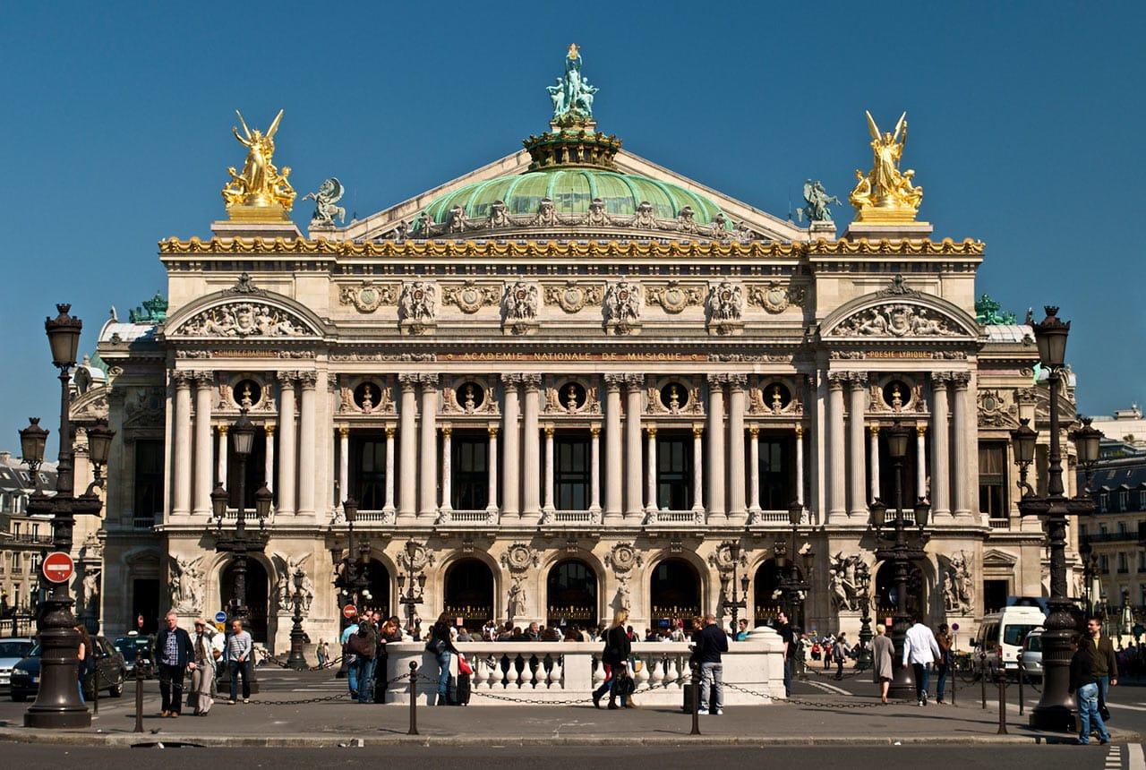 Locais turísticos de Paris