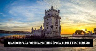 Época barata para visitar Portugal