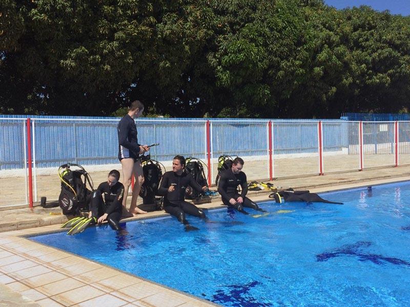 Melhores pontos de mergulho em Cuba