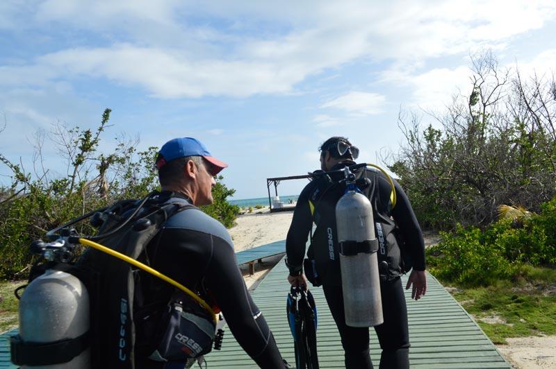 Mergulho em Cuba dicas
