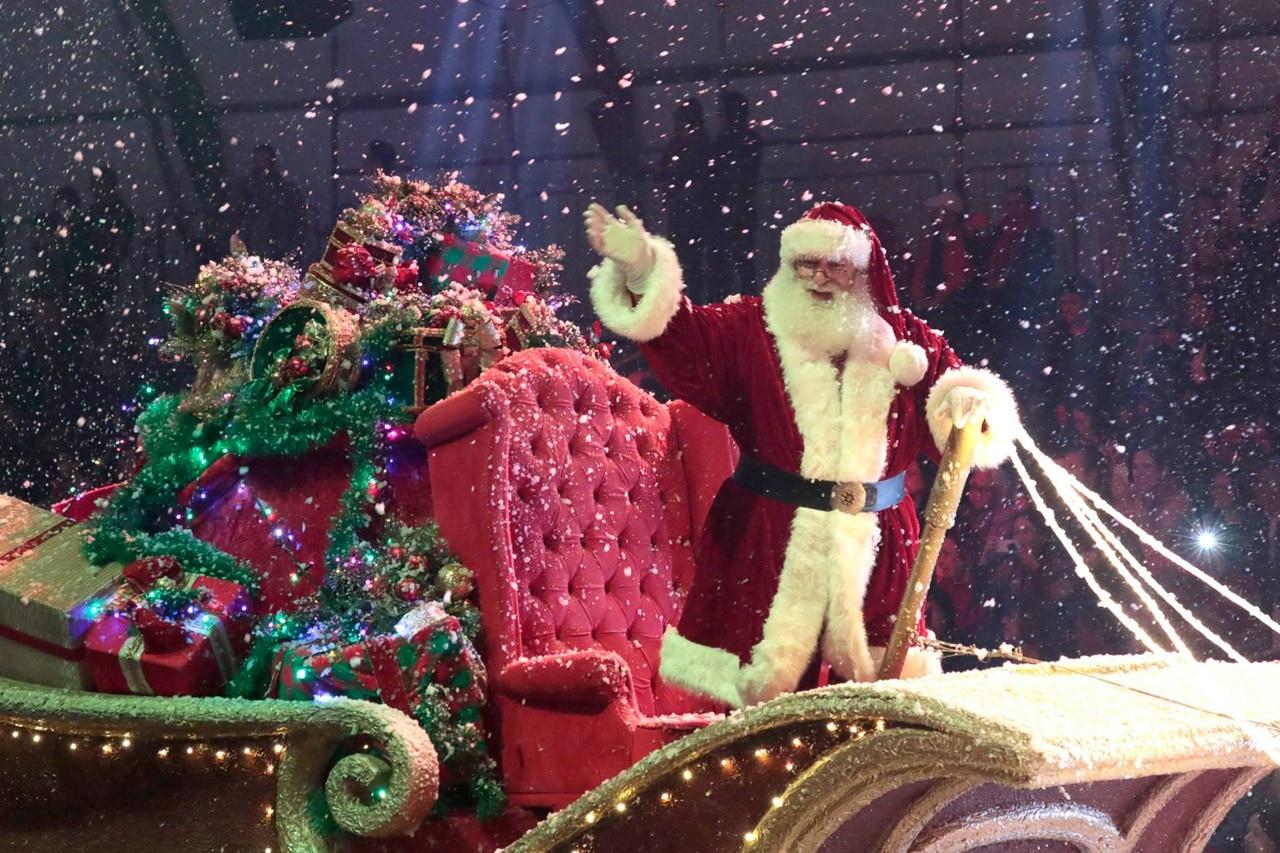 espetaculos gratuitos no Natal Luz